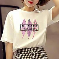 Женская футболка. Модель 753