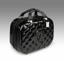 Бьюти-кейс, сумка для мастеров индустрии красоты, саквояж, органайзер, чемодан для косметики Golden Rose