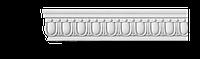 Молдинг для стен с орнаментом Classic Home 3-0920, лепной декор из полиуретана