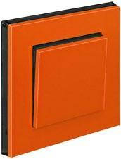 Оранжевый/дымчатый черный LEVIT ABB