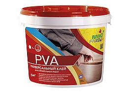 Универсальный Клей Nano farb PVA 5кг