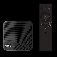 Mecool M8S Pro L 3/32 Гб, Голосовое управление, 8-ми ядерный процессор Amlogic S912, Android 7.1, UltraHD 4K, фото 1