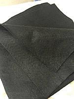 Фетр мягкий черный, 45х50 см