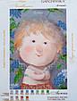 Наборы для вышивки бисером по мотивам художника Гапчинская Я твоя W 409, фото 2