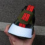 Мужские кроссовки Adidas NMD RX1 CAMO. Живое фото (Реплика ААА+), фото 3