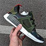 Мужские кроссовки Adidas NMD RX1 CAMO. Живое фото (Реплика ААА+), фото 2