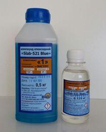 Slab 521 Blue 0.625 кг