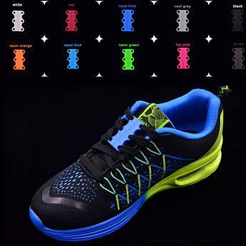 Магниты для шнурков, магнитные шнурки застежки Magnetic Shoelaces 42мм