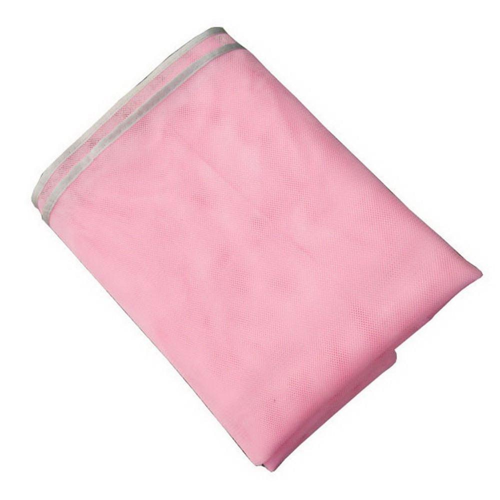 Анти-песок пляжная чудо-подстилка Originalsize Sand Free Mat 200*200 Розовая