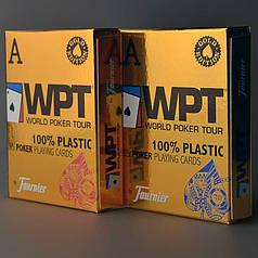 Карти гральні | Fournier WPT Gold Edition