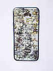 Чехол мраморный для Samsung J4 Plus 2018 / J415 (6 цветов), фото 4