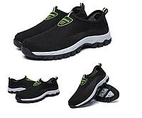 Мужские  кроссовки сетка Арт.01360, фото 1