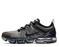 "Кроссовки Nike Air VaporMax 2019 ""Black/Grey"""