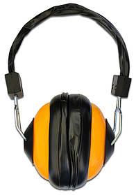 Наушники противошумные Technics аттестованные желтые (16-551)