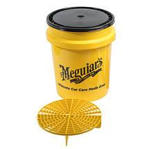 Ведро пластиковое - Meguiar's Yellow Bucket 19 л. желтый (RG203), фото 2