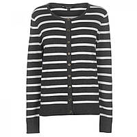 Кардиган Miso Stripe Button Dark Grey,  (10106489)