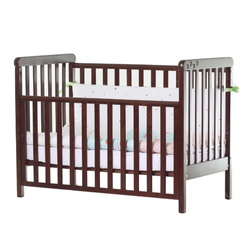 Детская кроватка Верес Соня ЛД 12 орех