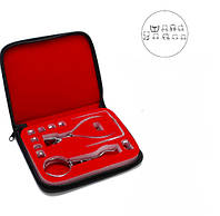 Стоматологический Коффердам набор с кламмерами, фото 1