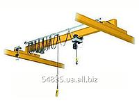 Кран мостовой однобалочный опорный (кран-балка) 10 т