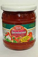 Соус томатный Краснодарский  ТМ Смачна кухня 425 г, фото 1