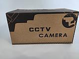 Камера зовнішнього спостереження з кріпленням IP (N637Z-400W 3.6 mm) 4MP, фото 2