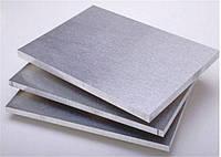Плиты из алюминиевых сплавов.
