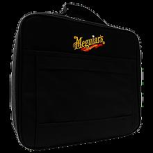 Сумка для автохимии - Meguiar`s Promo Bag 10x29x33 см. черная (VMPROMOBAG)