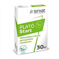 Штукатурка гипсовая PLATO Start 30 кг
