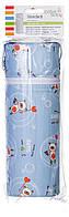 621959 Термоконтейнер Ceba Baby Standard 63*63*225мм  голубая (мишки с волшебной палочкой)