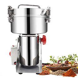 Мини мельница Vilitek VLM-20 1000 г 2600 мл домашняя мукомолка для зерна измельчитель сахара трав кофе