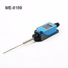 Кінцевий вимикач ME 8169 1NO + 1NC, важіль-ексцентрик зі стрижнем