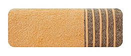 Полотенце Банное Max 2 05 500 г/м² Eurofirany 1625  50x90 см Оранжевое