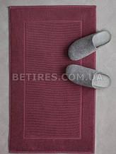 Полотенце для ног 50x80 PAVIA IDEN MURDUM бордо