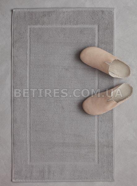 Рушник для ніг 50x80 PAVIA IDEN GREY сірий