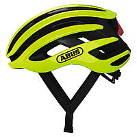 Шолом велосипедний ABUS AIRBREAKER M Neon Yellow