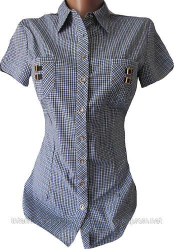 Женская рубашка ассорти цветов