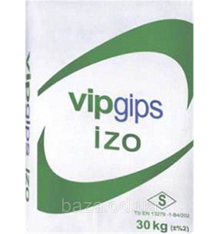 Штукатурка Vipgips Izo 25кг