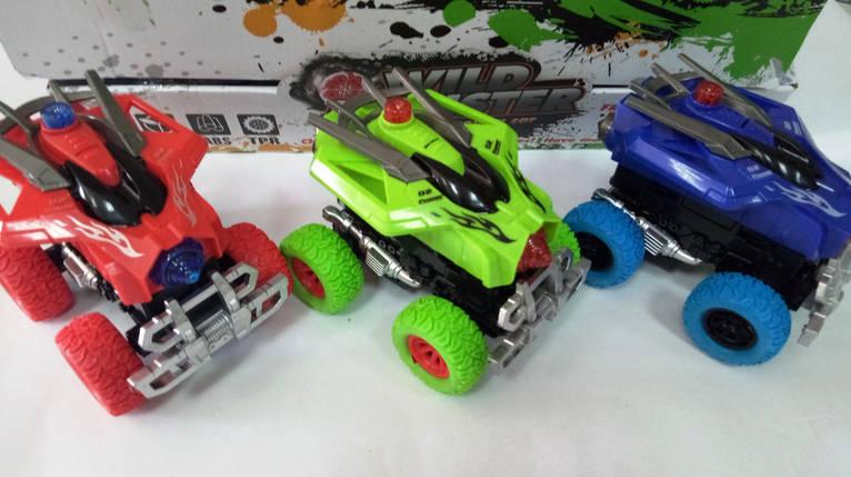 """Игрушка """"Машинка-Трансформер инерционная""""- """"Wild Monster"""", фото 2"""