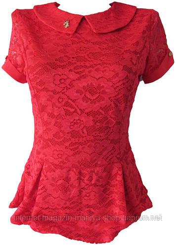Женская блузка ассорти цветов