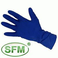 Перчатки латексные SFM  High Risk, фото 1