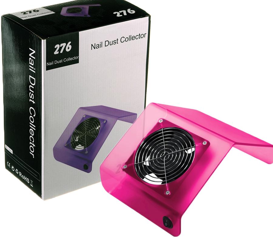 Маникюрная вытяжка Nail Dust Collector 276 40W