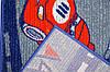 Детский ковер с дорогой и машинами Delta 8552 1, фото 2