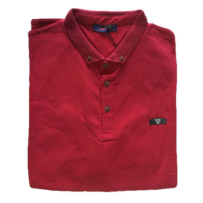 Мужская футболка Gelix 935 красная