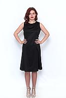 Платье  чёрное без рукава  / сукня  чорна