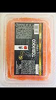 Икра летучей рыбы Тобико оранжевая, 0,5кг