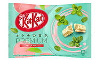 Kit Kat Premium Peach Mint Упаковка
