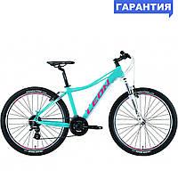 "Велосипед 26"" Leon HT LADY 2019 (бирюзовый)"