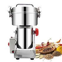 Мини мельница Vilitek VLM-10 500 г 1800 мл домашняя мукомолка для зерна измельчитель сахара трав кофе