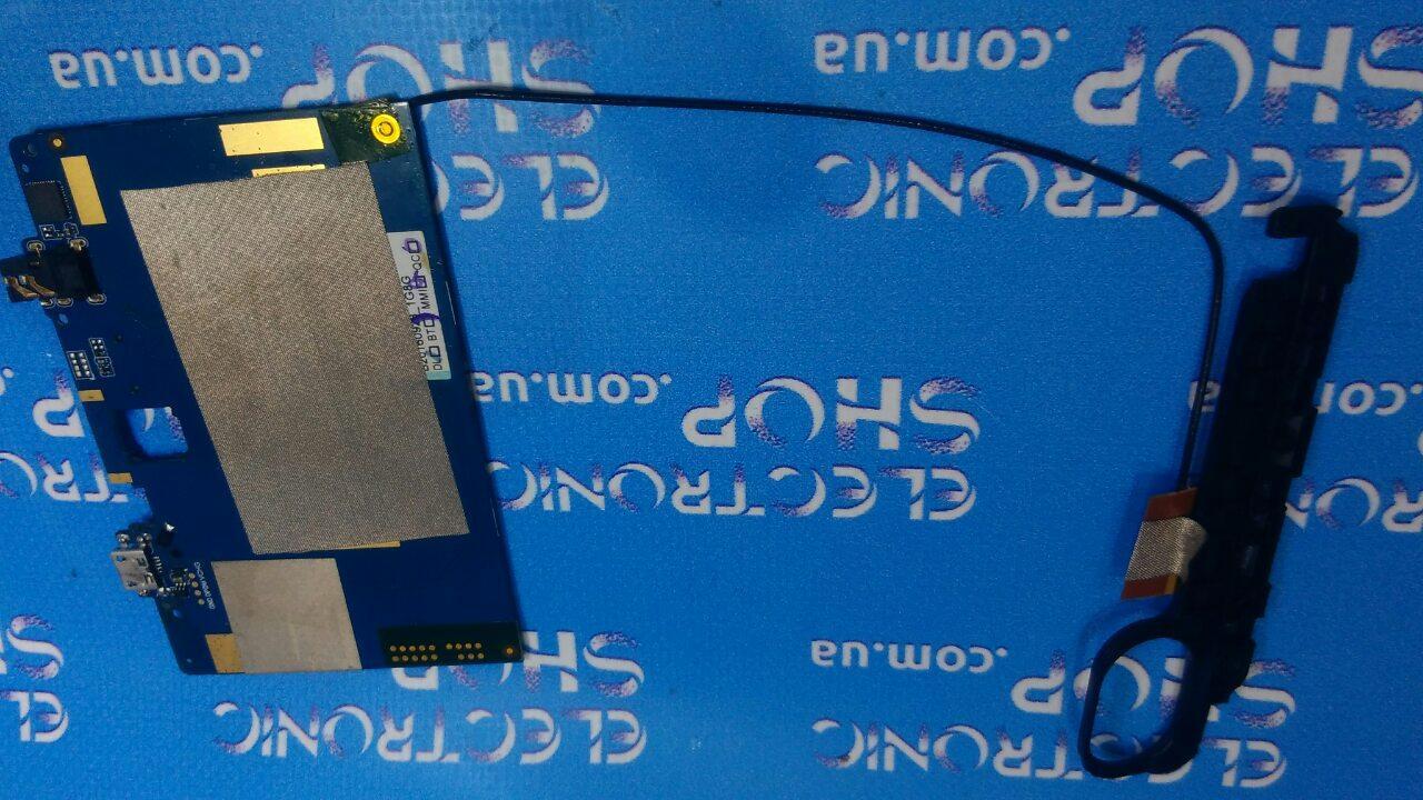 Плата планшета Bravis A708-MB-V4.1-160706 НЕ РАБОЧАЯ оригинал б.у