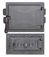 Чугунные дверцы WD/DPK6R